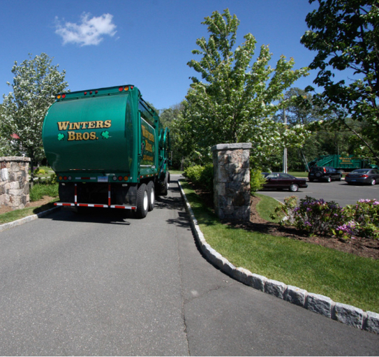 Waste collection service long island