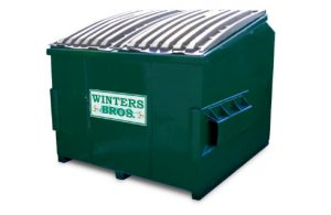 6 yard dumpster container rental