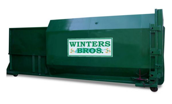 Waste Management Compactor
