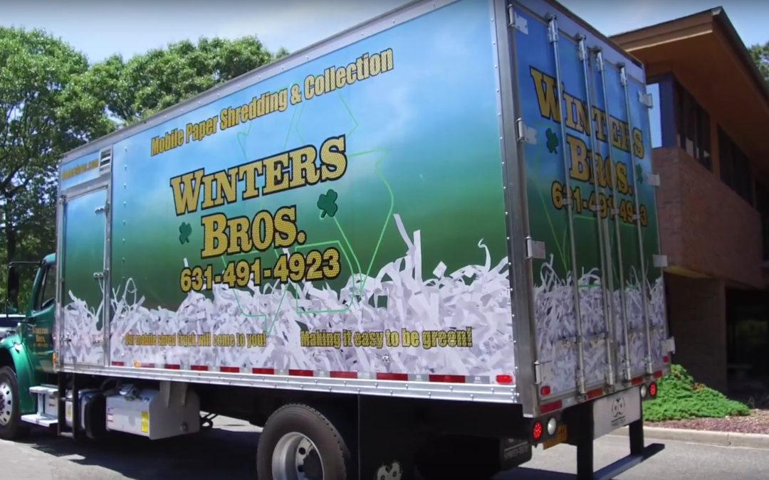 Winters Bros. Shreds Smithtown