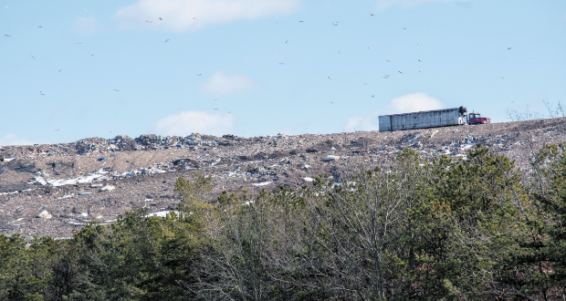 Town of Brookhaven landfill